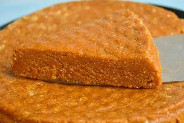 Ореховый торт из песочного печенья с вареной сгущенкой, рецепт с ...   400x600
